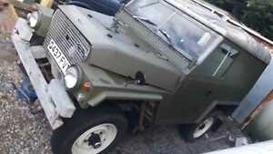 1985 LANDROVER LIGHT WEIGHT *DEPOSIT TAKEN PLEASE GO CHECK OUT OUR OTHER ITEMS*