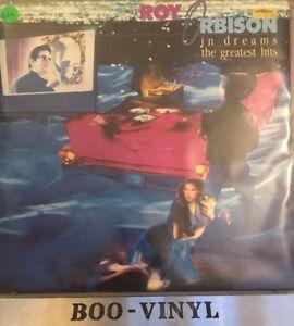 ROY-ORBISON-In-Dreams-The-Greatest-Hits-Double-Lp-Vinyl-Record-Ex-Con