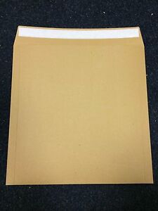 "50 7"" STRONG HEAVY DUTY BROWN RECORD MAILERS / ENVELOPES FREE 24 h DELIVERY"