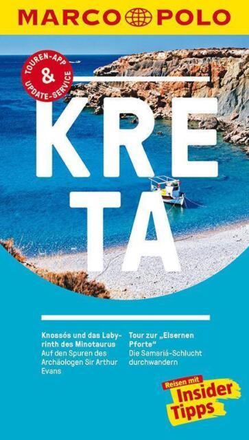 MARCO POLO Reiseführer Kreta - Aktuelle Auflage 2017