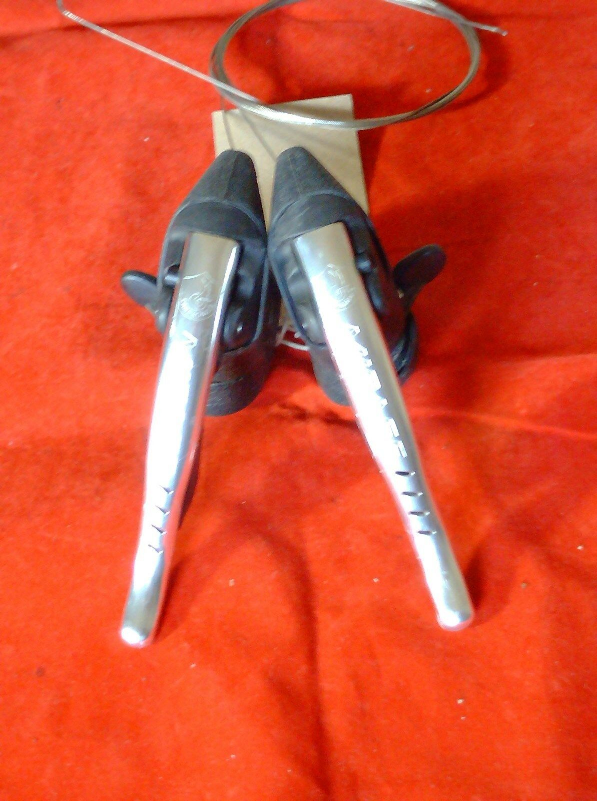 CAMPAGNOLO MIRAGE 8 SPEED ERGO  LEVERS