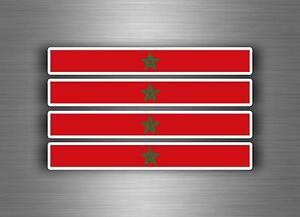 4x-sticker-adesivi-adesivo-vinyl-auto-moto-tuning-bandiera-jdm-bomb-marocco