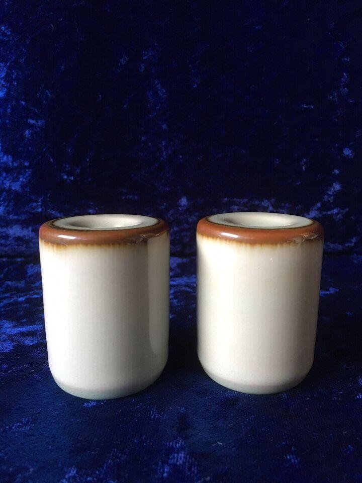Porcelæn, DESIREE DISKOS SALT OG PEBER
