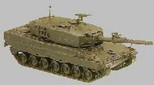 Roco Minitanks 329  1/87 Leopard 2A1 Battle Tank