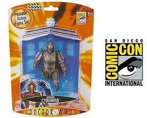 """Only 3000 Made Doctor Who 5/"""" Chocolate Assault Dalek 2007 Comic Con Exclusive"""