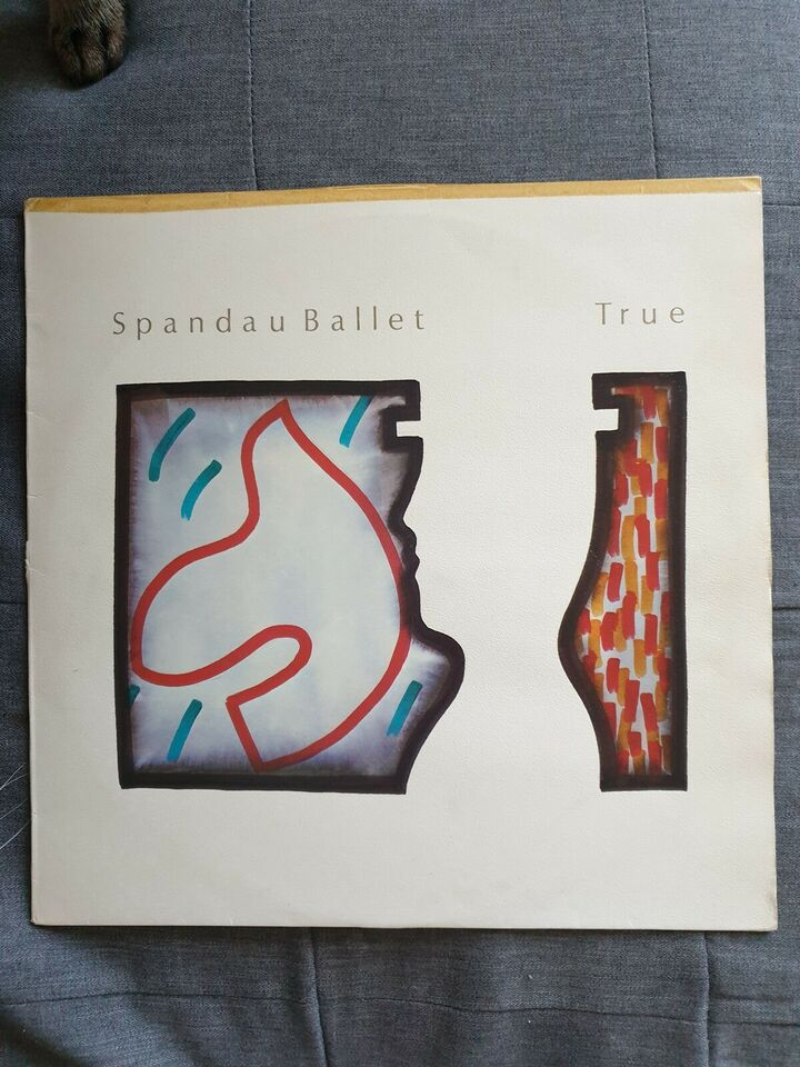 LP, Spandau Ballet, True