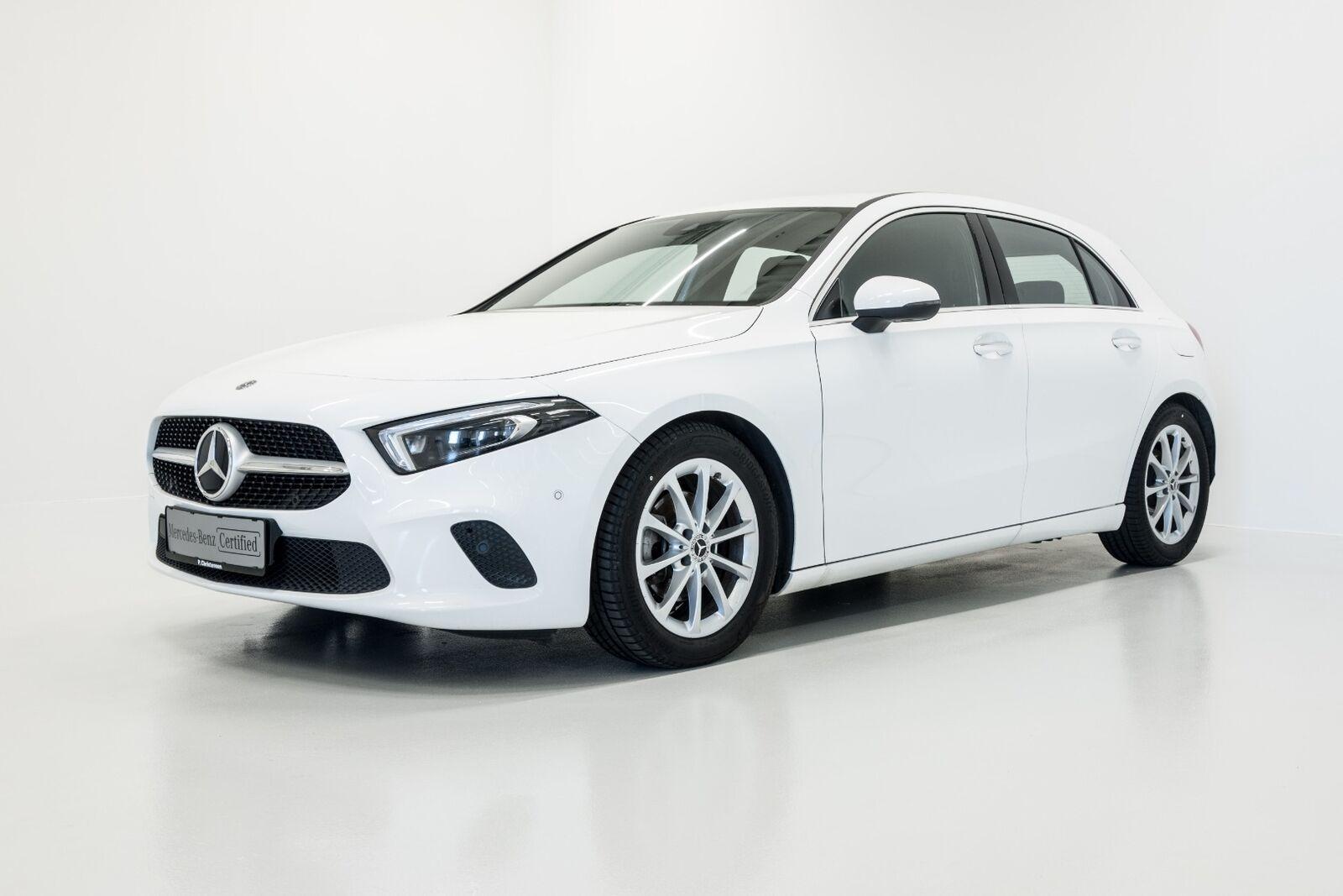 Mercedes A180 d 1,5 Business Progressive Line aut. 5d - 314.900 kr.