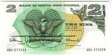 **   PAPOUASIE - Nlle GUINEE     2  kina   1975   p-1a    UNC   **