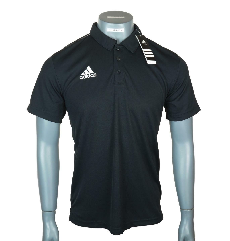 Bnwt Men's Adidas Embroidered Climalite Performance Polo Shirt Medium Large