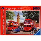 Ravensburger Happy Days No. 2 - London 1000pc Jigsaw Puzzle