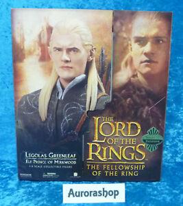 Sideshow Legolas Lord of the Rings Exclusive Ed. Lim: 1750 Stk. / Herr der Ringe