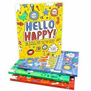 Mindful-Kids-4-Activity-Books-Collection-Set-Pack-for-Young-People-NEW
