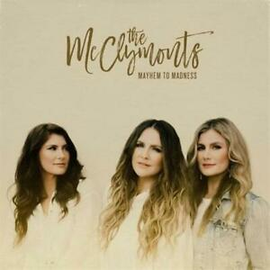 MCCLYMONTS-THE-Mayhem-To-Madness-PLUS-Signed-A5-Fancard-CD-NEW
