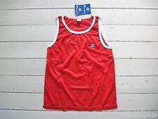 NOS 90er CHAMPION Träger M Shirt Lauf Basketball True Vintage NBA Marathon 76ers