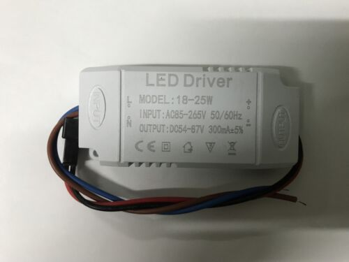 Transformator LED Driver Netzteil Trafo 1-3 4-7 8-12 12-18 18-25 25-36W AC-DC