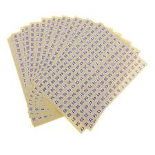 6 Vinyl St David/'s Cross Labels Plastic St David Flag Self-Adhesive Stickers
