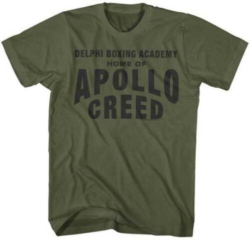 Pre-Sell Creed Rocky Boxing Movie Licensed T-Shirt