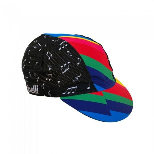 Italian made Retro fixie Brand new CINELLI Zydeco Cycling cap