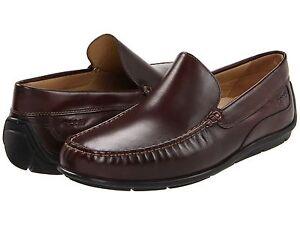 5b6b303d Men's ECCO Classic Moc Loafer, 571004 01072 Size 12-12.5 Coffee ...