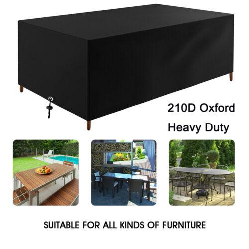 Patio Garden Furniture Heavy Duty, Rattan Patio Furniture