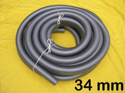 1-20m Saugschlauch 34 mm Saugerschlauch Staubsaugerschlauch NT Sauger Schlauch