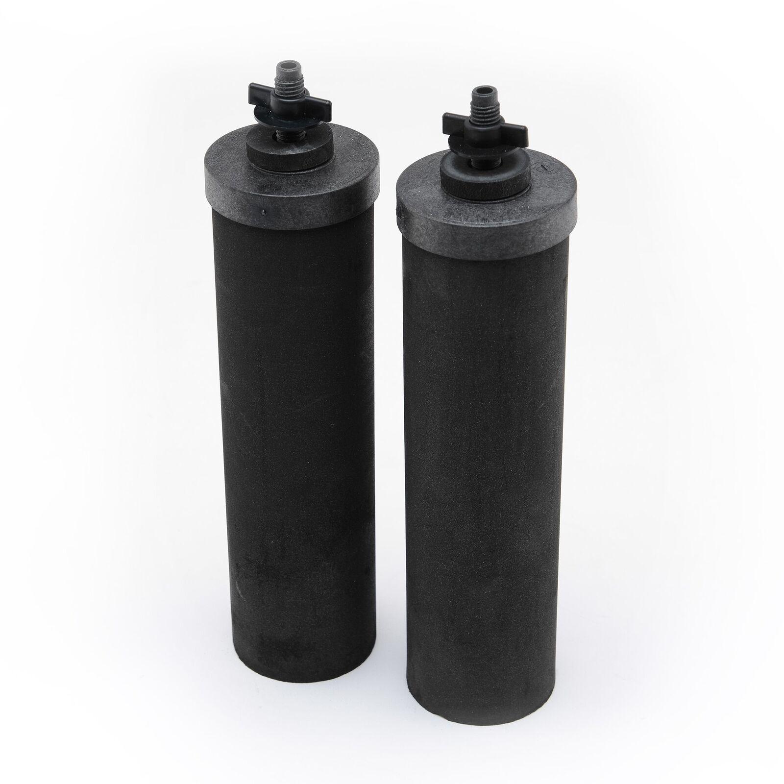 Berkey Noir Filtres pour Berkey Systèmes de filtration d'eau livraison gratuite