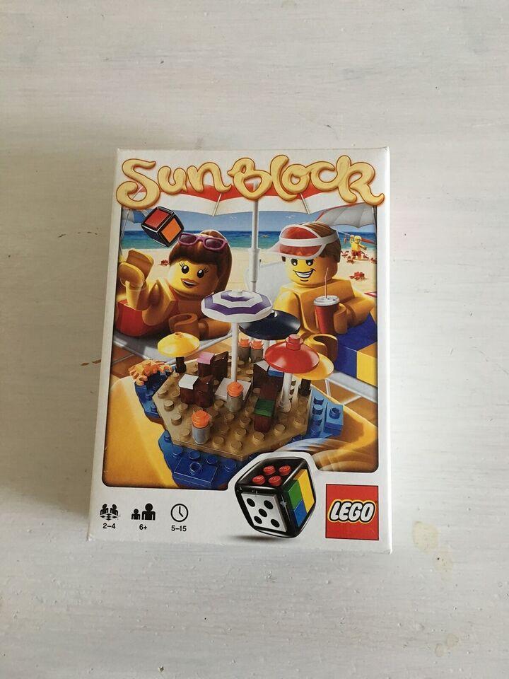 Lego andet, Sun Block spil
