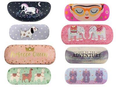 Linda Jones Variety Hard Glasses case sunglasses reading Cat FREE POSTAGE
