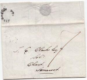 1828-TIVERTON-UDC-MILEAGE-PMK-DEVON-LETTER-TO-T-E-CLARKE-AT-CHARD-RE-ANNUITY