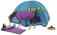 Breyer Backcountry Camping Set - Accessory For Breyer Tradtional Horse Toy Model on Sale
