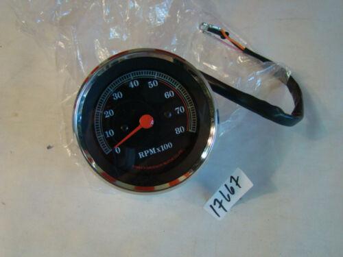 NEW Harley FXR XL Dyna tachometer 67042-85 NOS gauge tach FXRT FXLR EPS17667