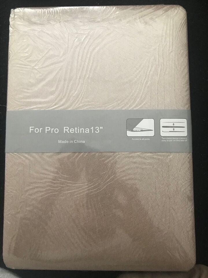 Tilbehør til Mac, Cover for Pro Retina 13, Perfekt