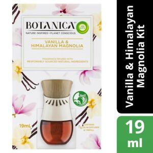 Botanica Vanilla & Himalayan Magnolia Liquid Electric Prime 19mL