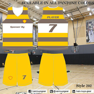reputable site 1b734 88504 Details about 15 Custom sublimation basketball jersey uniform complete set  for teams and clubs