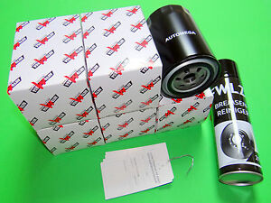 5x Ölfilter + Bremsenreiniger Citroen Jumper III 3.0 HDi 107-130kW