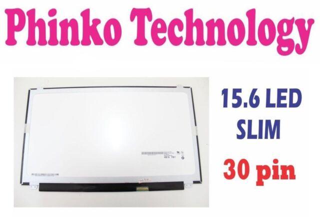 """Replacement N156BGE-E32 N156BGE-E41 N156BGE-EB1 Laptop Screen 15.6"""" LED 30pin"""