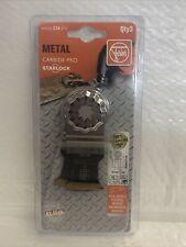 Fein Starlock Metal E Cut Carbide Pro Blades 3pcs 63502236270