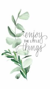 Enjoy-Quote-Home-decor-wall-cloth-high-quality-Canvas-print-art-gift