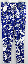 HUE Leggings U15455 Chill Chic Rayon Jersey Skimmer Size XS Sailor NWT $40