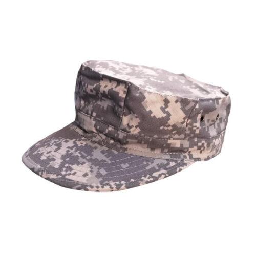 Tactical Mens Military Hat Army Ranger RipStop Patrol Fatigue Cap Combat Hats
