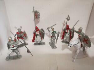Soldatini 1/32 Cavalieri Crociati
