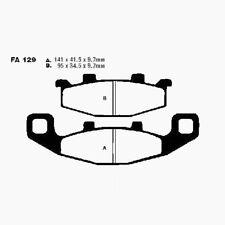 Bremsbeläge Bremsklötze EBC FA152TT Standard für Suzuki DR 650 SE SP46B