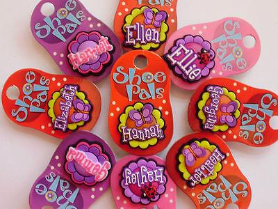 Girls Scarpa Pals E-j Per Crocs Buttonholes Scarpa Bling-mostra Il Titolo Originale Brividi E Dolori
