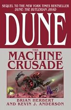 Dune: Machine Crusade 2 by Brian Herbert and Kevin J. Anderson (2003, Hardcover, Revised)
