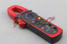 UNI-T UT203 Auto Range LCD Digital Clamp Multimeter DC AC Volt Ampere Ohm Tester