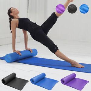 physio eva foam roller back exercise yoga gym pilates mat