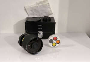 objectif Sigma 600mm f/8 Canon fd  MirrorTelephoto