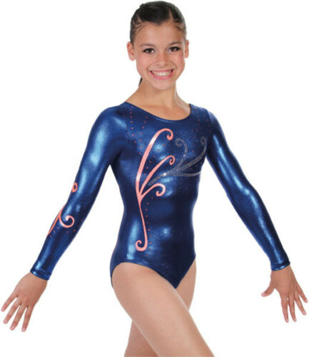 NEW Child Medium Clearance Gymnastics Competition Leotards 44 to choose from