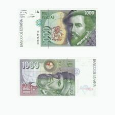 1992 SPAIN - 1000 Pesetas Banknote - P163 - UNC.