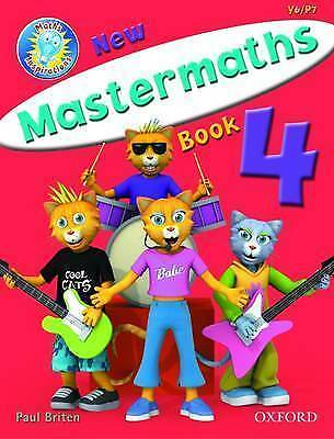 Maths Inspirations: Y6/P7 New Mastermaths: Pupil Book by Briten, Paul (Paperback